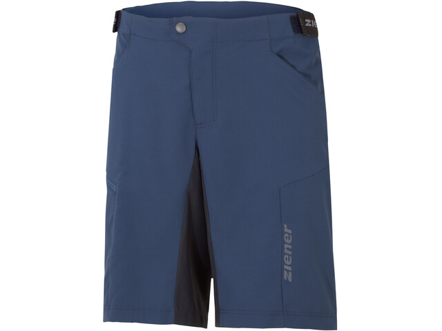 Ziener Cang X-Function - Bas de cyclisme Homme - bleu